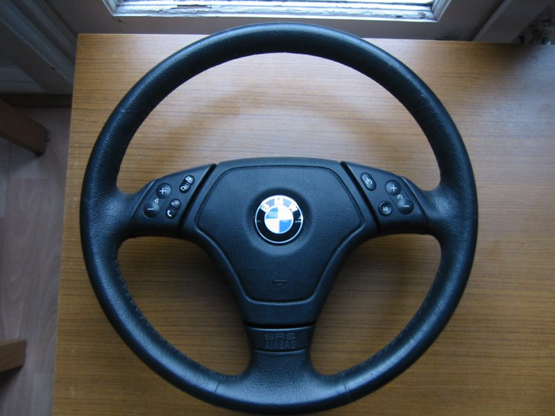 Multifunction Steering Wheel