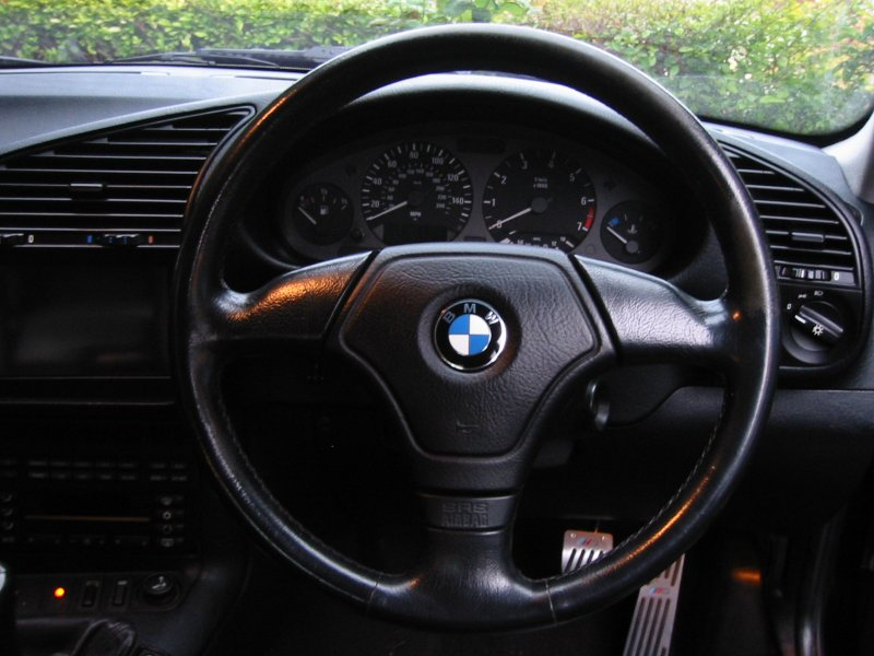 Current Steering Wheel